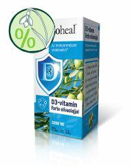 D3-vitamin Forte olívaolajjal (70 db)