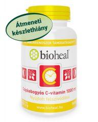 Csipkebogyós C-vitamin 1000 mg nyújtott felszívódással (70 db)