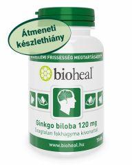 Ginkgo biloba 120 mg + Fokhagyma kivonat (70 db)