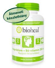 Magnézium + B6-vitamin 250 mg szerves nyújtott felszívódású (105 db)