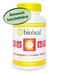 Csipkebogyós C-vitamin 1000 mg nyújtott felszívódással (120 db)
