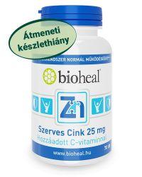 Szerves Cink 25 mg (70 db)