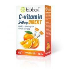 C-vitamin 240 mg DIREKT (16 db)