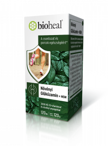 Növényi Glükózamin + MSM (120 db)