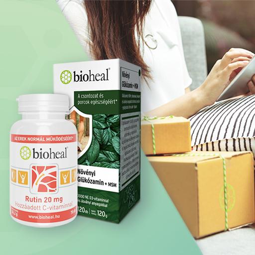 Prémium vitaminok ingyenes szállítással
