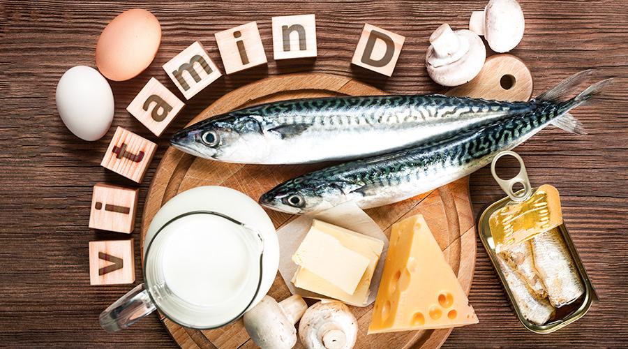 d-vitamin etelek